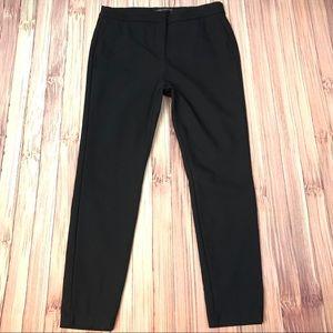 Zara Woman High Waist Black Dress Pants Size 12